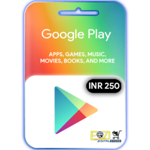 era of digitalization google play gift card 250