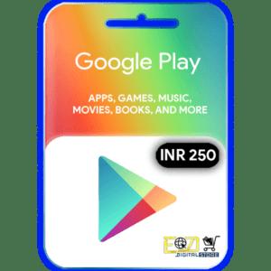 era of digitalization google play gift card 250