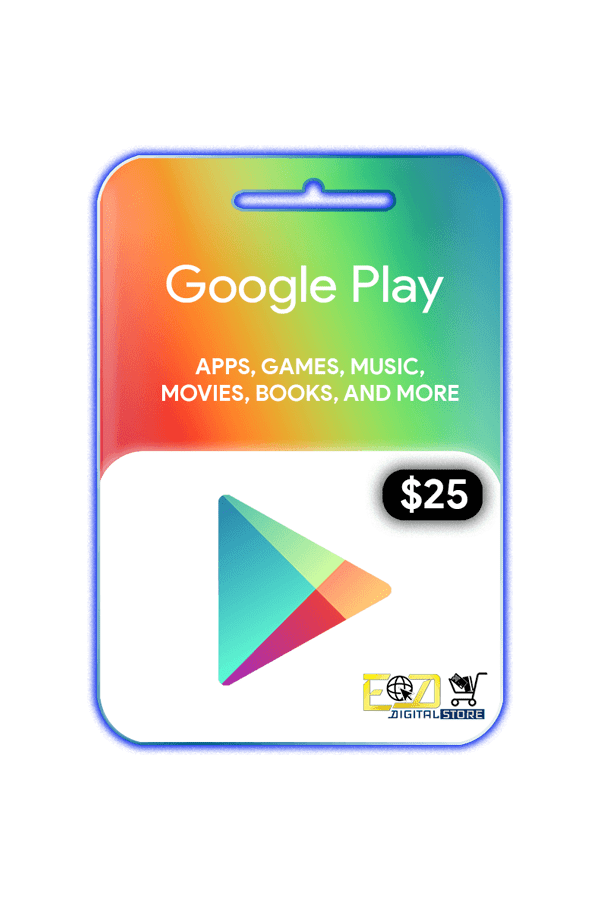 google play gift card $25 email delivery Nepal