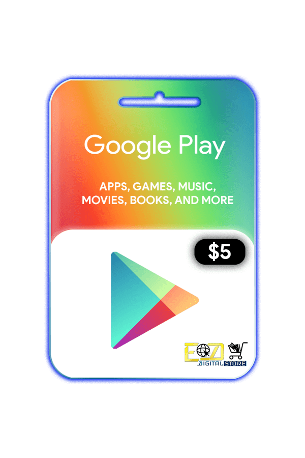 $5 google play gift card email delivery Nepal