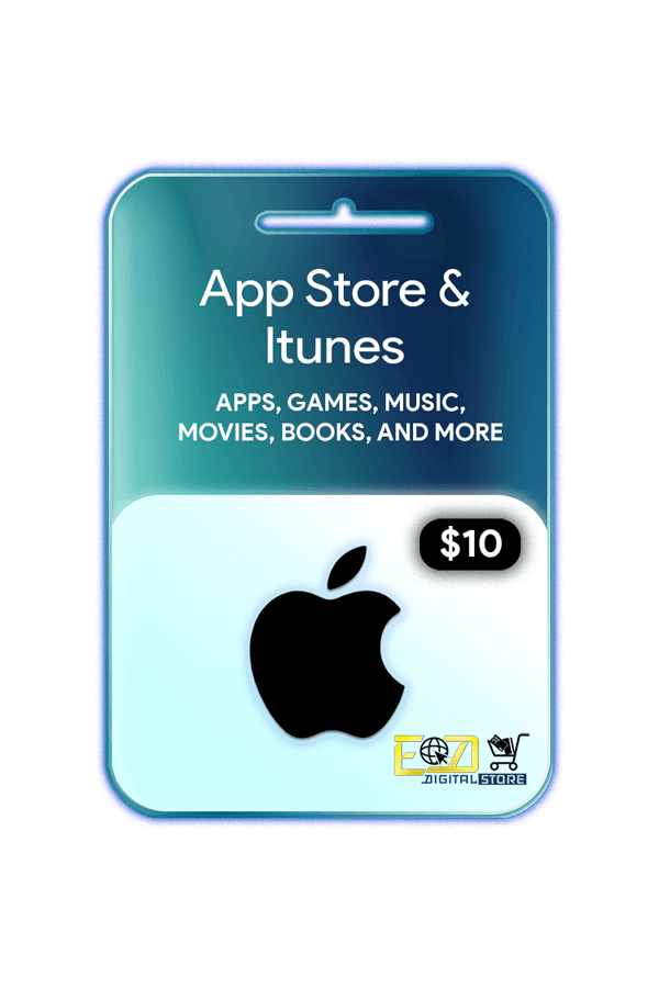 buy Apple Itunes gift card $10 email delivery Nepal