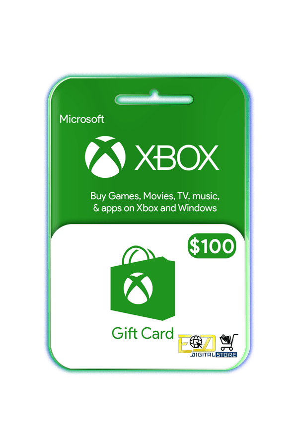 buy Microsoft $100 Xbox gift card email delivery Nepal